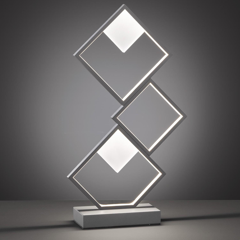 home24 LED-Tischleuchte Jade