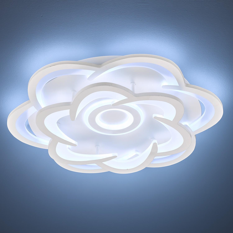 home24 LED-Deckenleuchte Ica