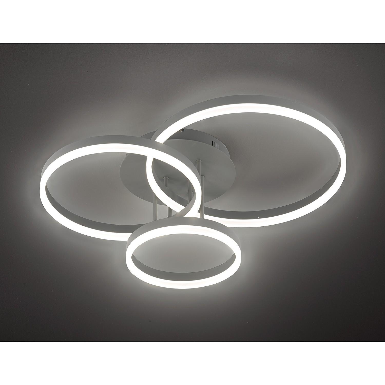 home24 LED-Deckenleuchte Vaasa I