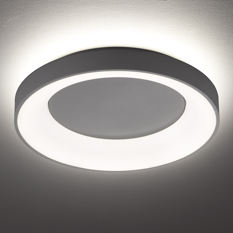 home24 LED-Deckenleuchte Shay IV