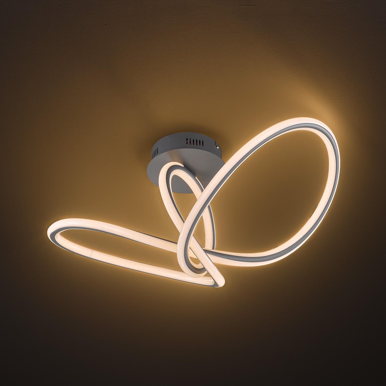 home24 LED-Deckenleuchte Madison