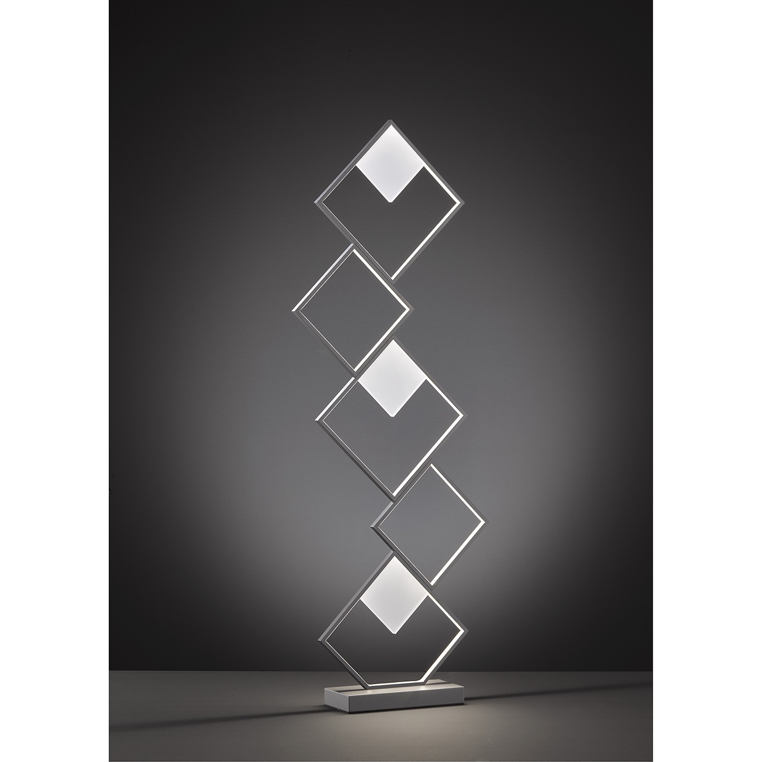 home24 LED-Stehleuchte Jade