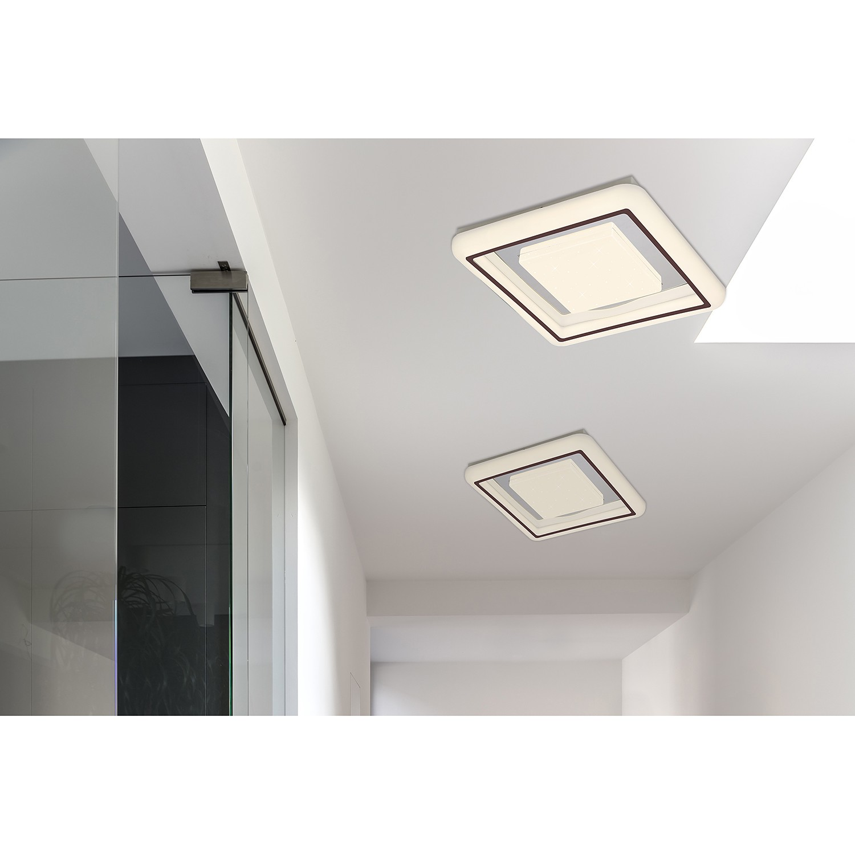 home24 LED-Deckenleuchte Manta I