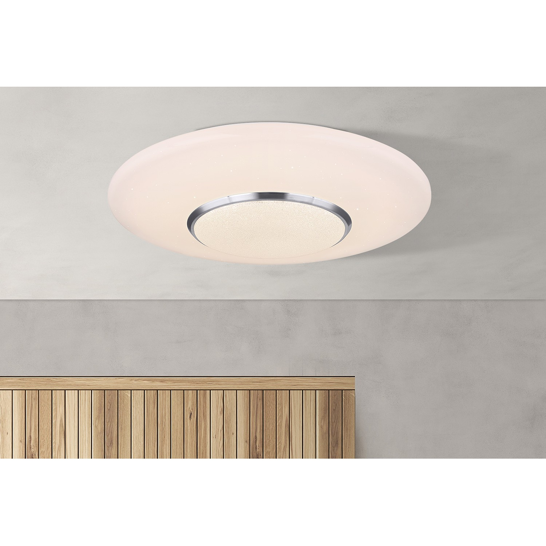 home24 LED-Deckenleuchte Candida