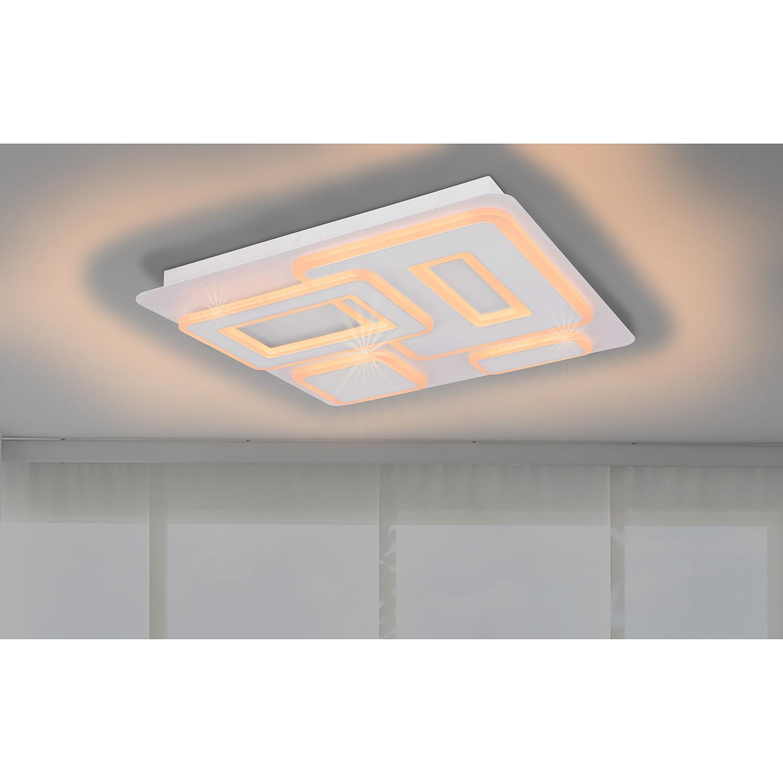 home24 LED-Deckenleuchte Bafur II
