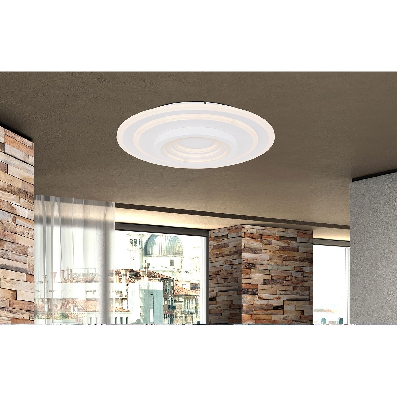 home24 LED-Deckenleuchte Bafur I