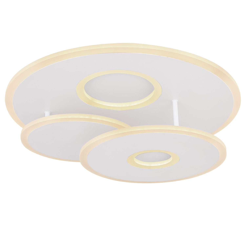 home24 LED-Deckenleuchte Flavetto