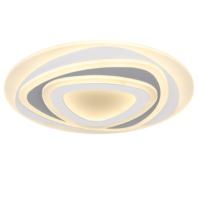 home24 LED-Deckenleuchte Sabatino III