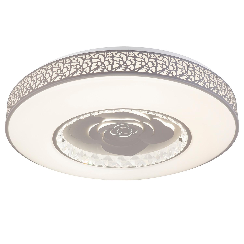 home24 LED-Deckenleuchte Tonara