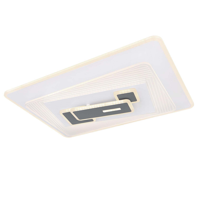 home24 LED-Deckenleuchte Tavers