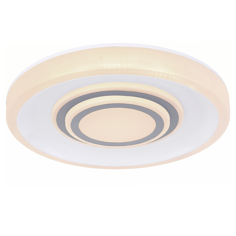 home24 LED-Deckenleuchte Teche