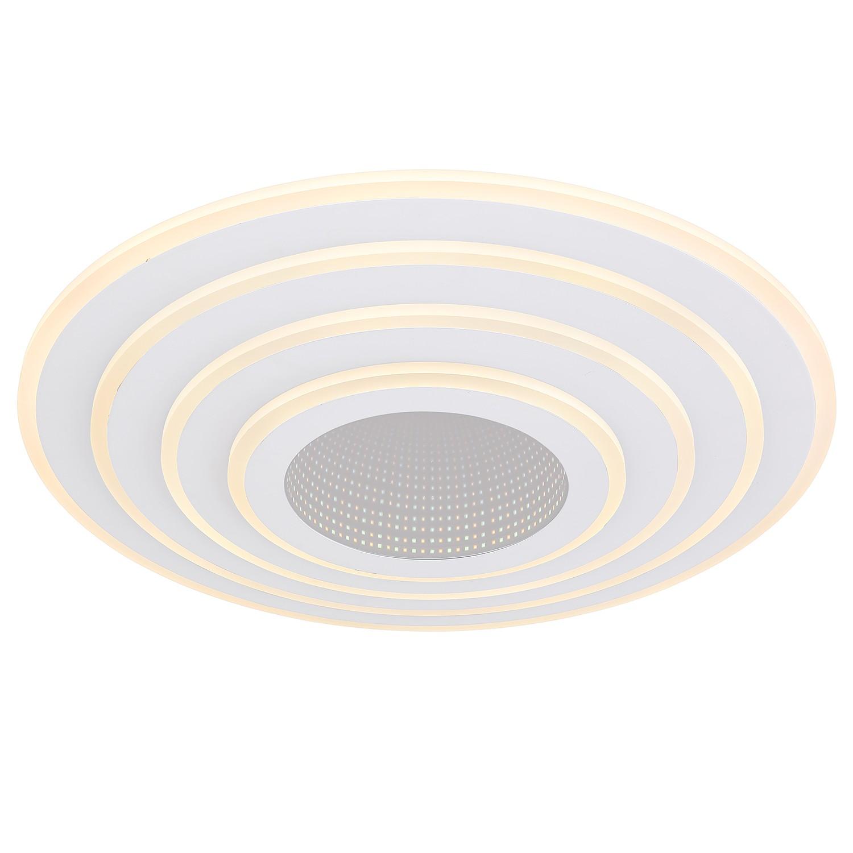home24 LED-Deckenleuchte Tavel