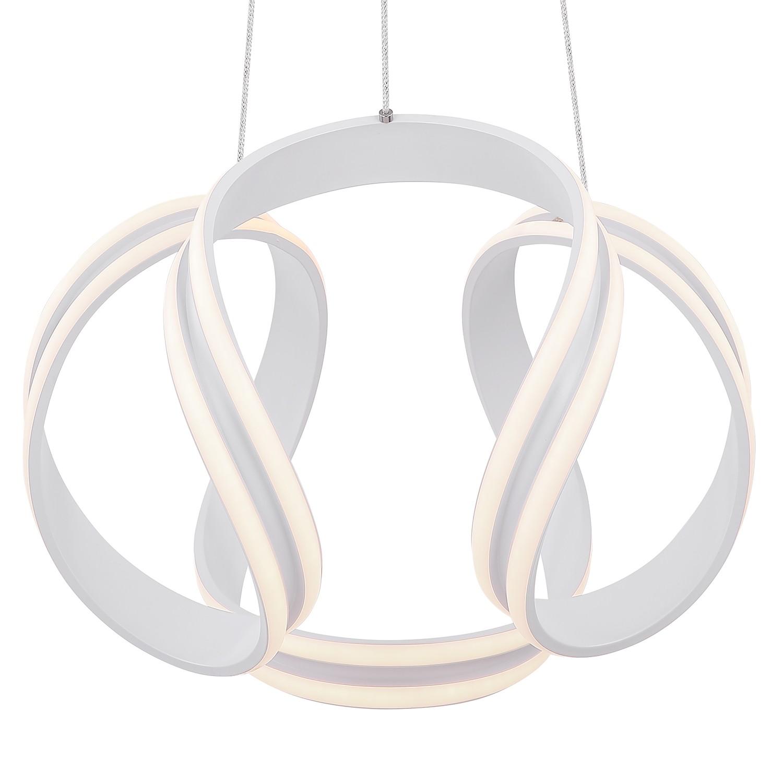 home24 LED-Pendelleuchte Pruna