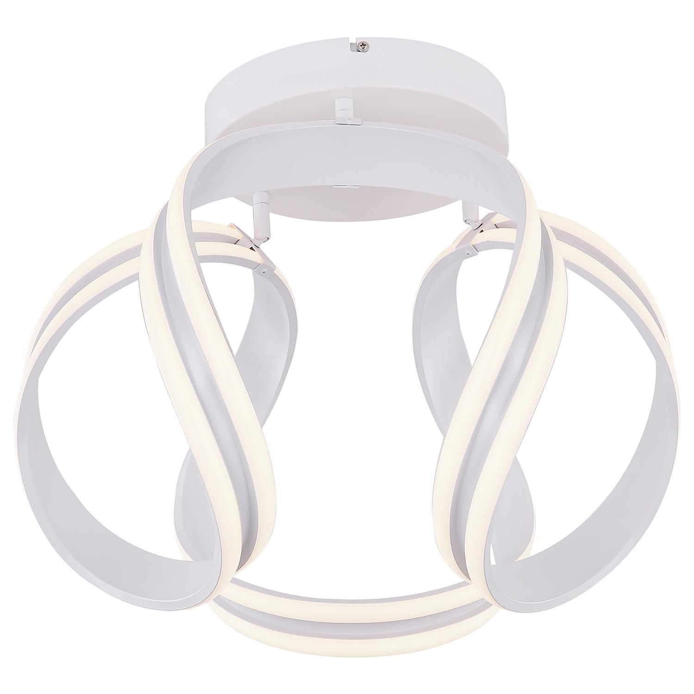 home24 LED-Deckenleuchte Pruna