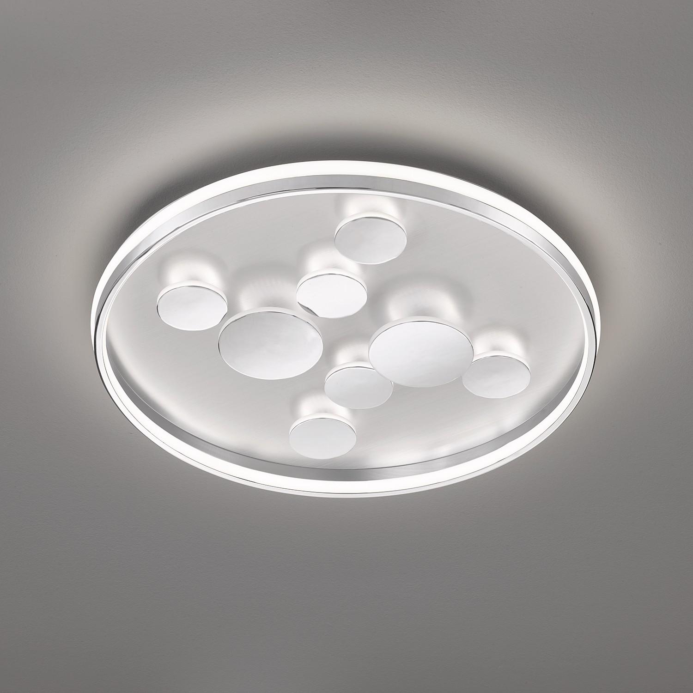 home24 LED-Deckenleuchte Treves