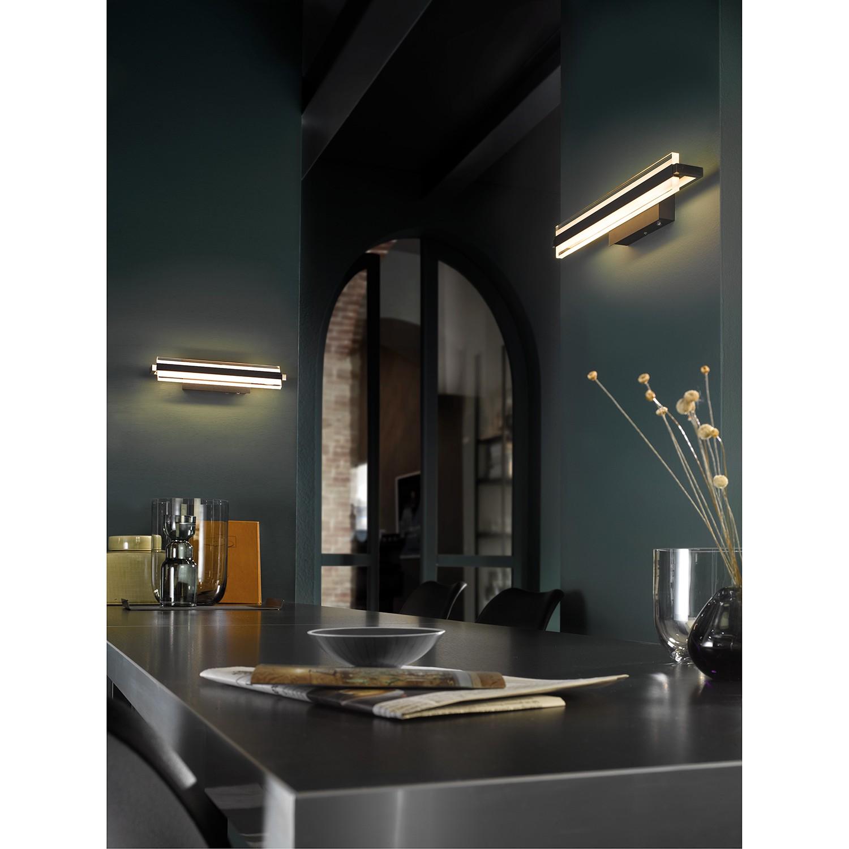 home24 LED-Wandleuchte Tregon