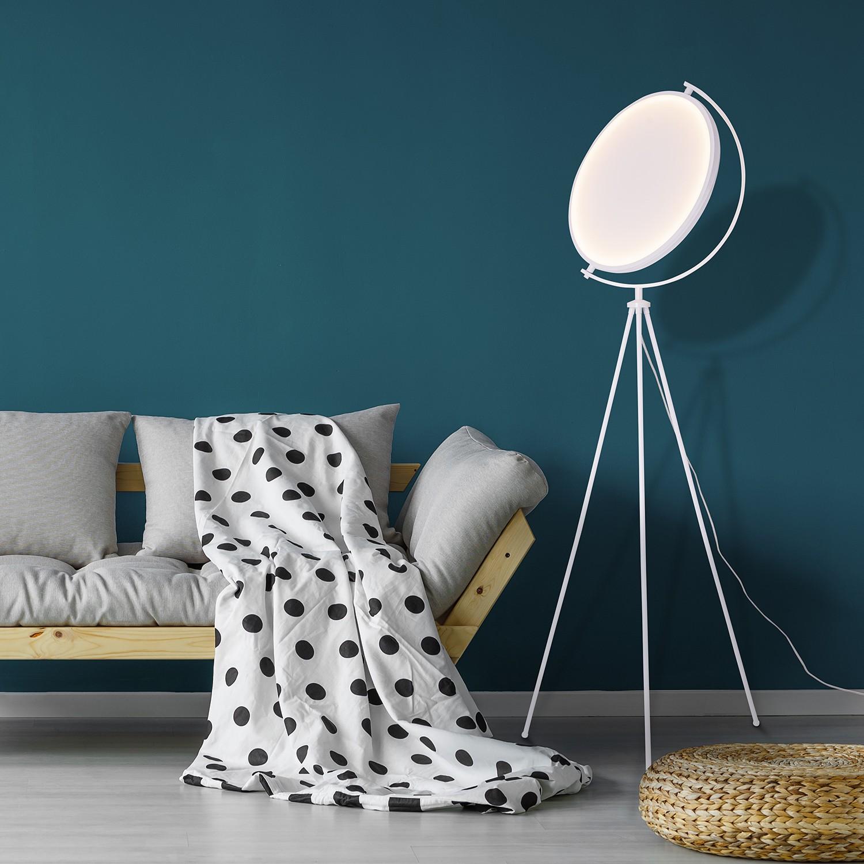 home24 LED-Stehleuchte Munega