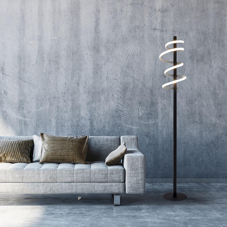 home24 LED-Stehleuchte Belleza