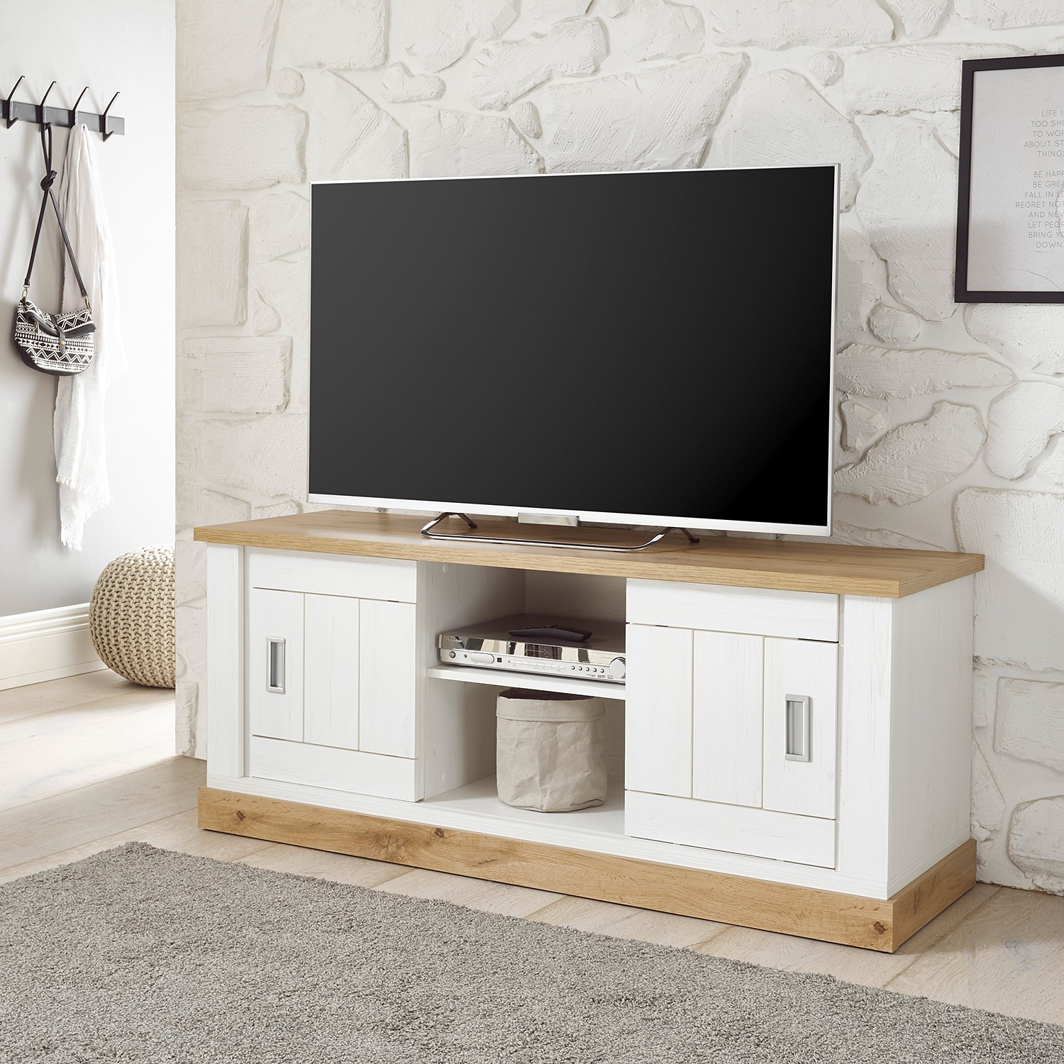 home24 TV-Lowboard Ollezy