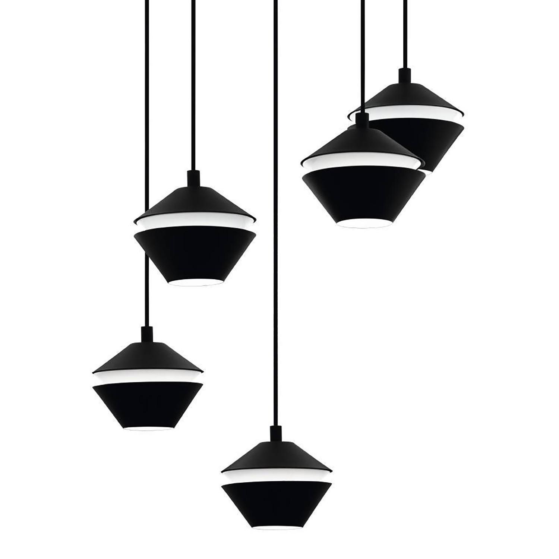 home24 LED-Pendelleuchte Perpigo III