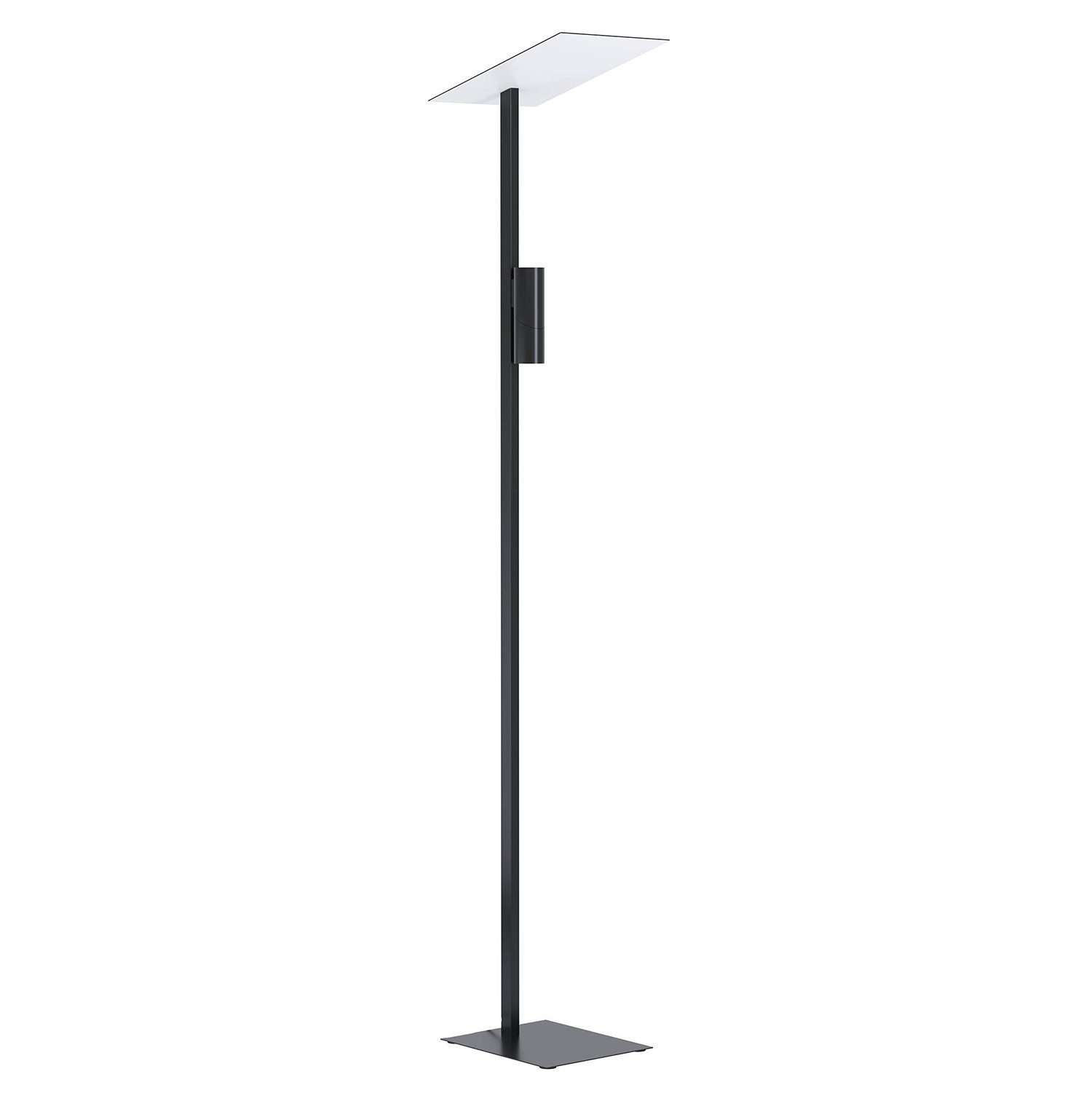 home24 LED-Stehleuchte Budensea