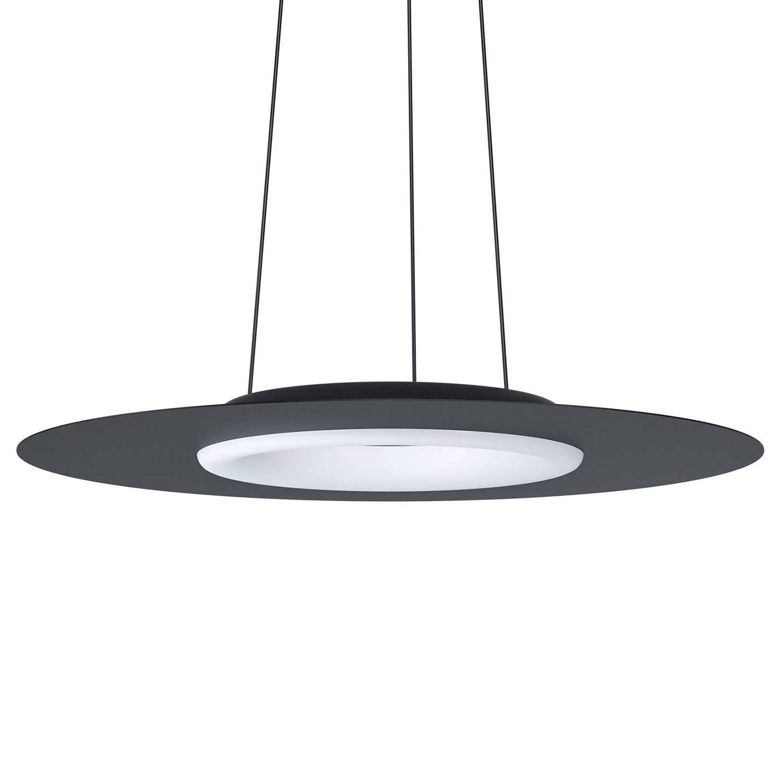 home24 LED-Pendelleuchte Compo Rosso-C