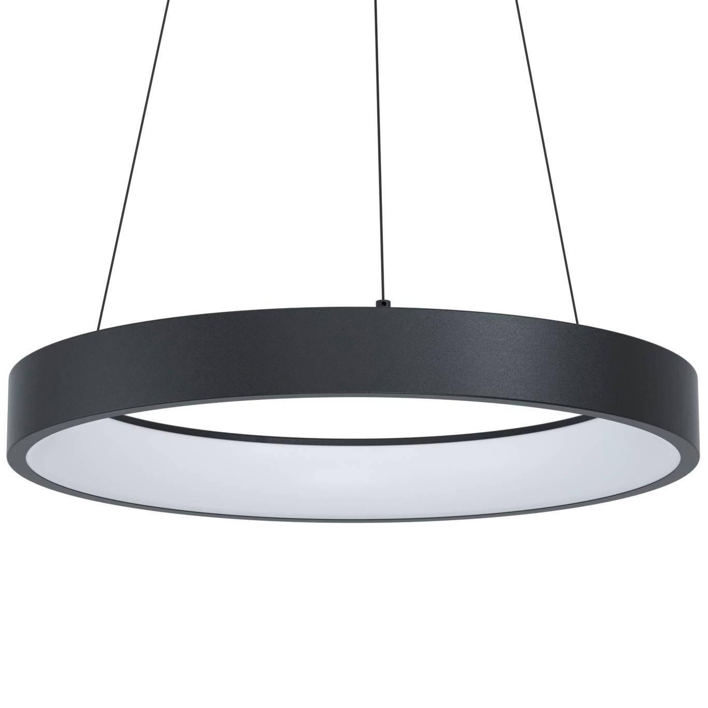 home24 LED-Pendelleuchte Marghera-C
