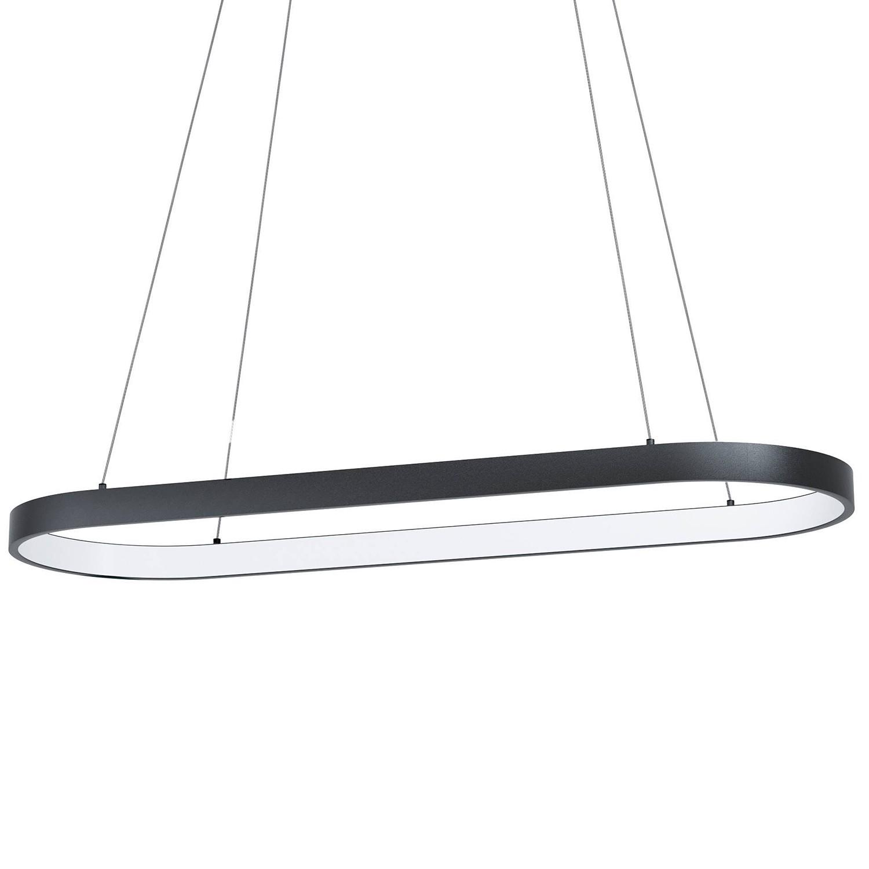 home24 LED-Pendelleuchte Codriales