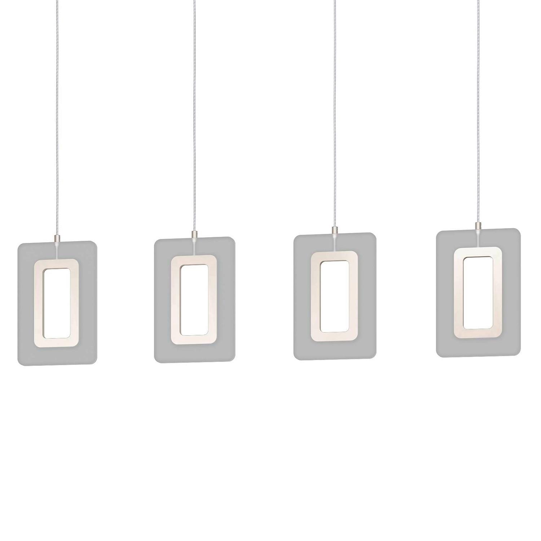 home24 LED-Pendelleuchte Enaluri II