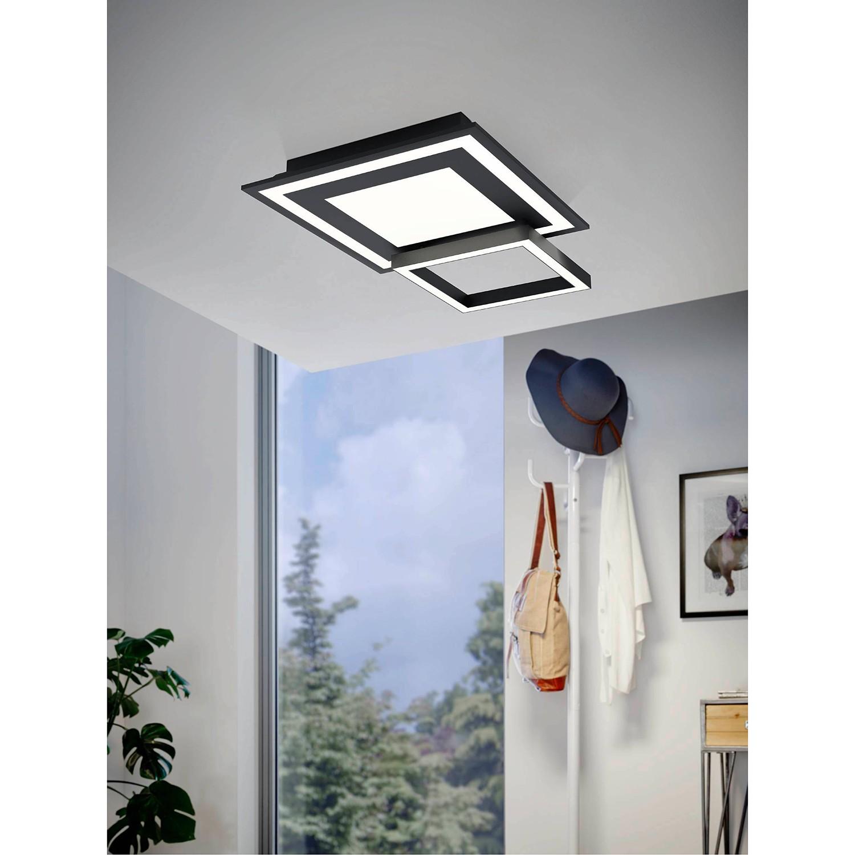 home24 LED-Deckenleuchte Savatarila-C II