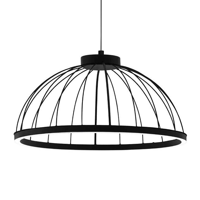 home24 LED-Pendelleuchte Bogotenillo