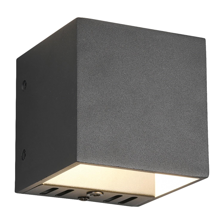 home24 LED-Wandleuchte Figo