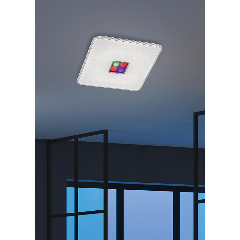 home24 LED-Deckenleuchte Ogasaki I