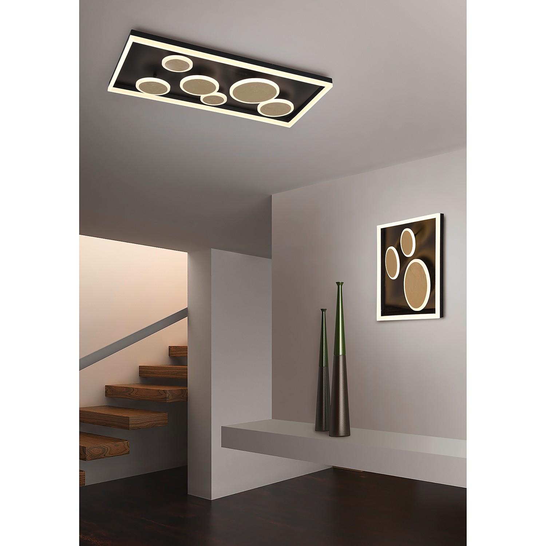 home24 LED-Deckenleuchte Harriet IV