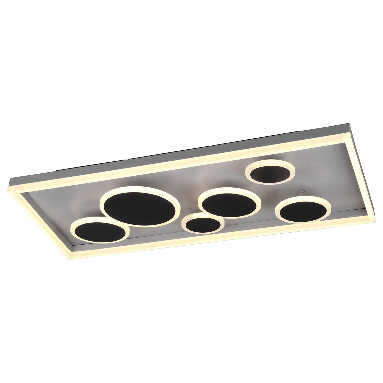 home24 LED-Deckenleuchte Harriet II