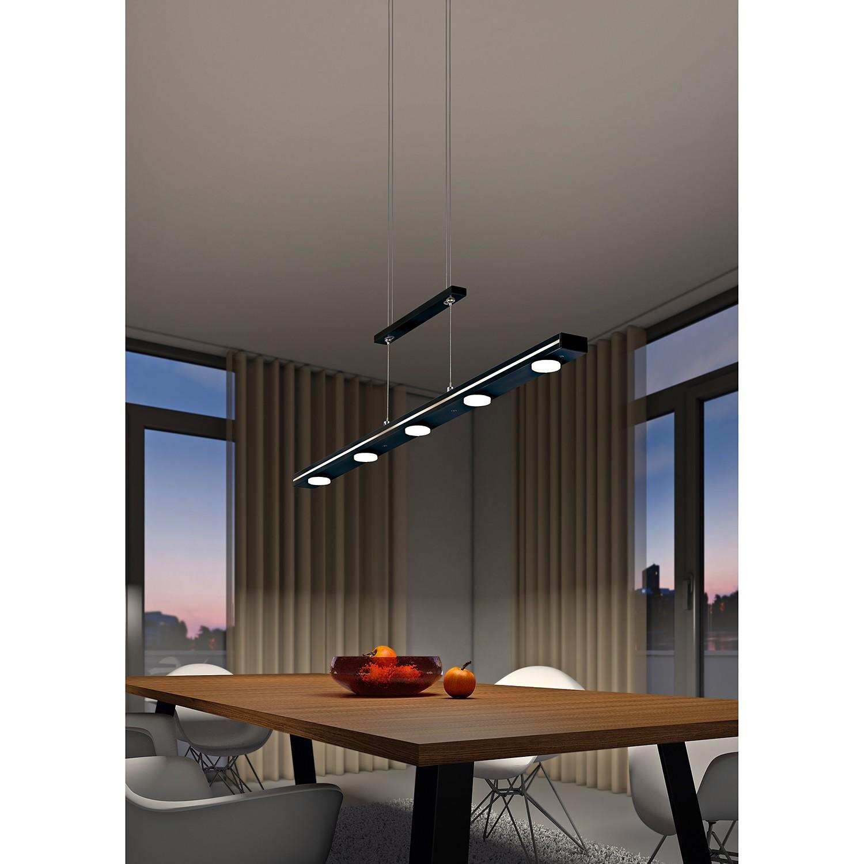 home24 LED-Pendelleuchte Lacal