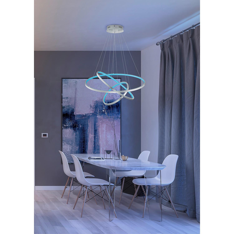 home24 LED-Pendelleuchte Aaron I