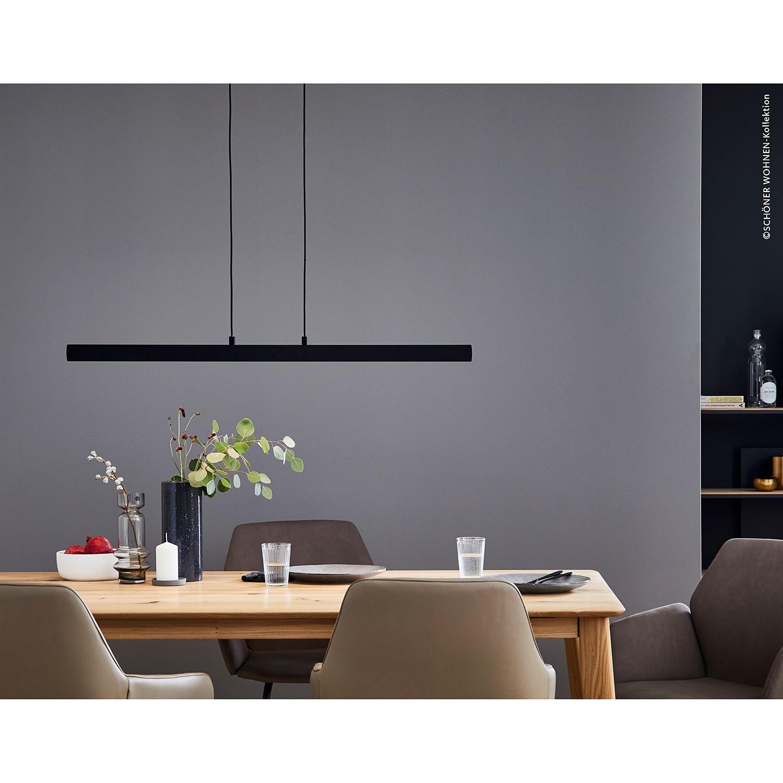 home24 LED-Pendelleuchte Stripe