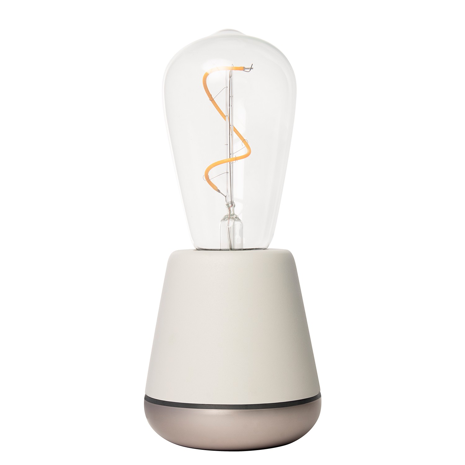 home24 LED-Tischleuchte Humble One II