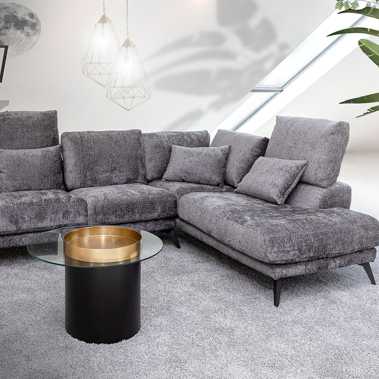 home24 Couchtisch Carling I