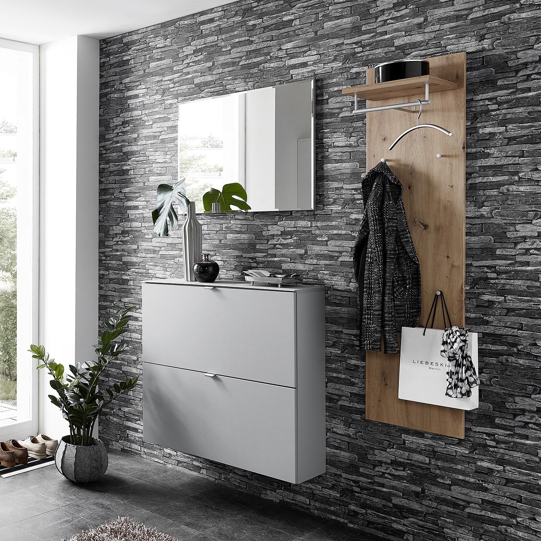 home24 Garderobenset Robion I (3-teilig) günstig online kaufen