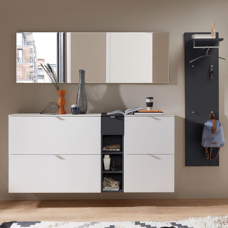 home24 Garderobenset Robion III (5-teilig) günstig online kaufen