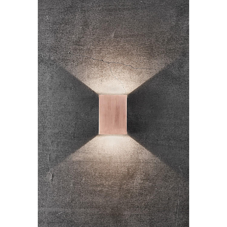 home24 LED-Wandleuchte Fold III