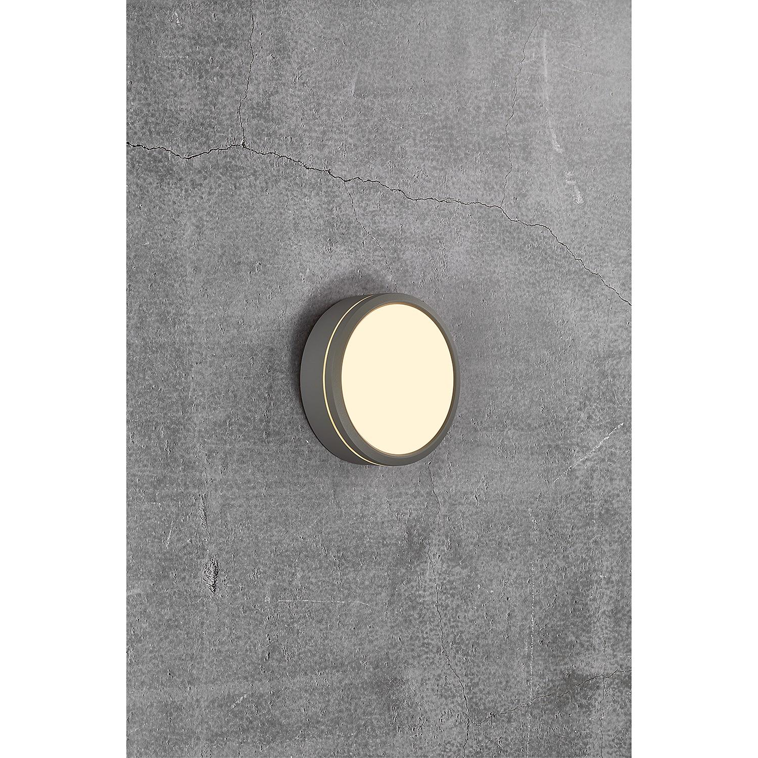 home24 LED-Wandleuchte Smartlight II