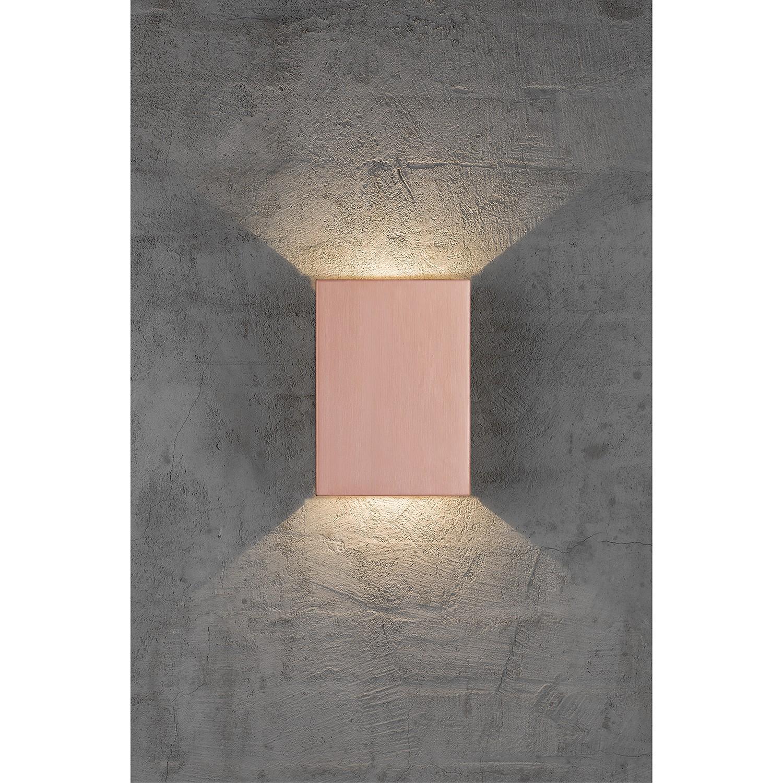 home24 LED-Wandleuchte Fold IX