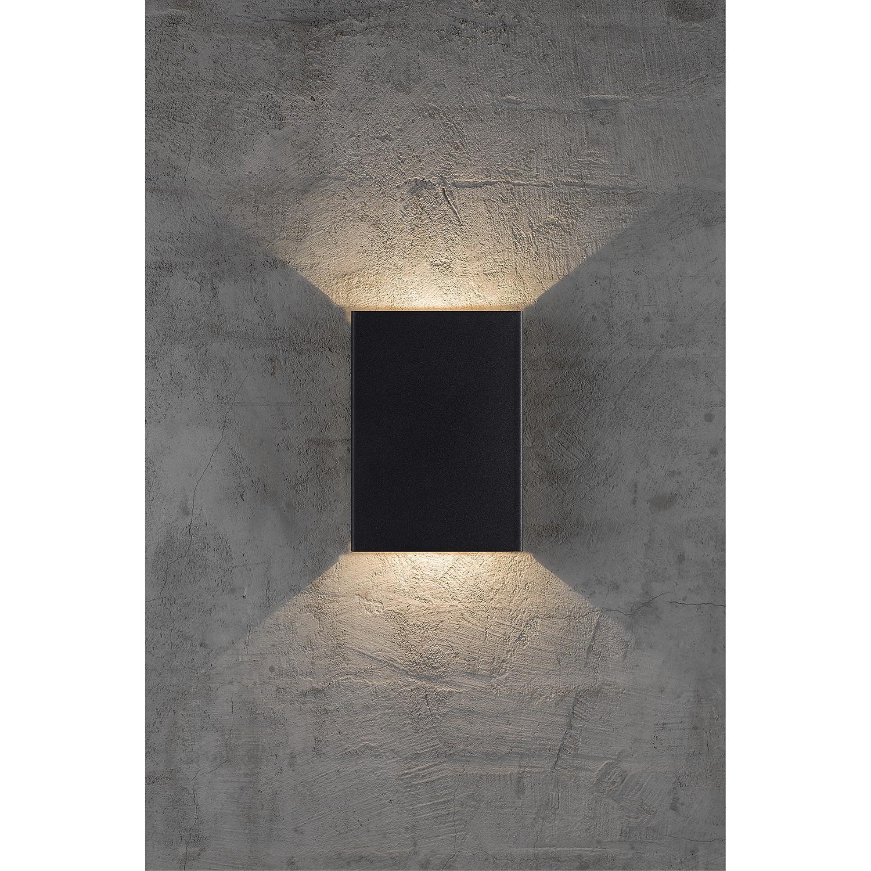 home24 LED-Wandleuchte Fold VIII