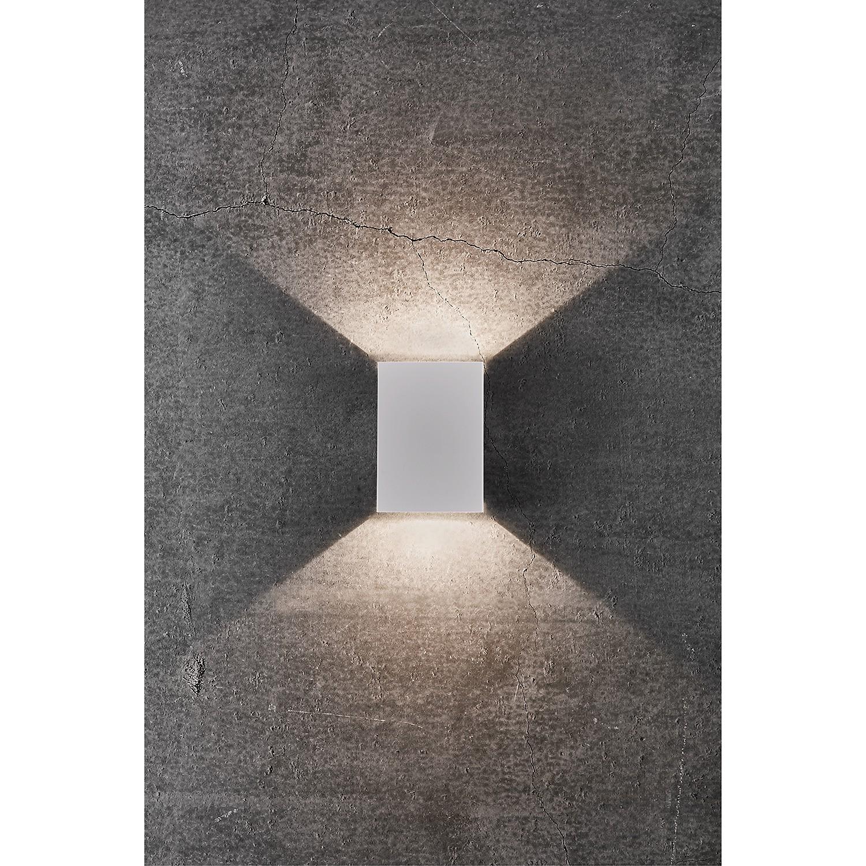 home24 LED-Wandleuchte Fold I