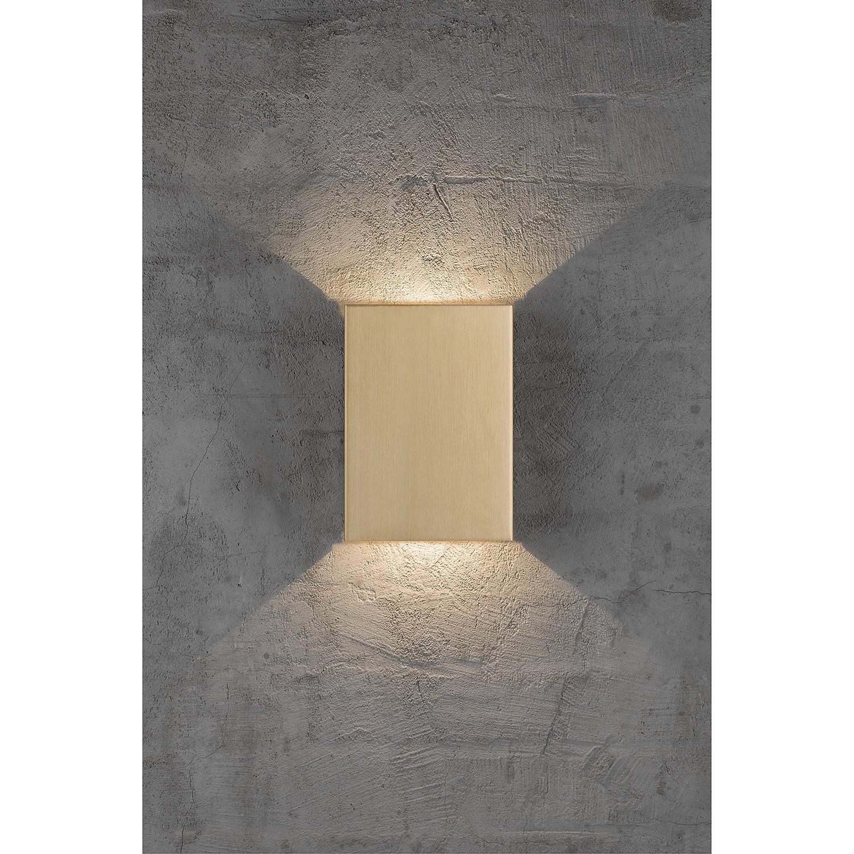 home24 LED-Wandleuchte Fold XI