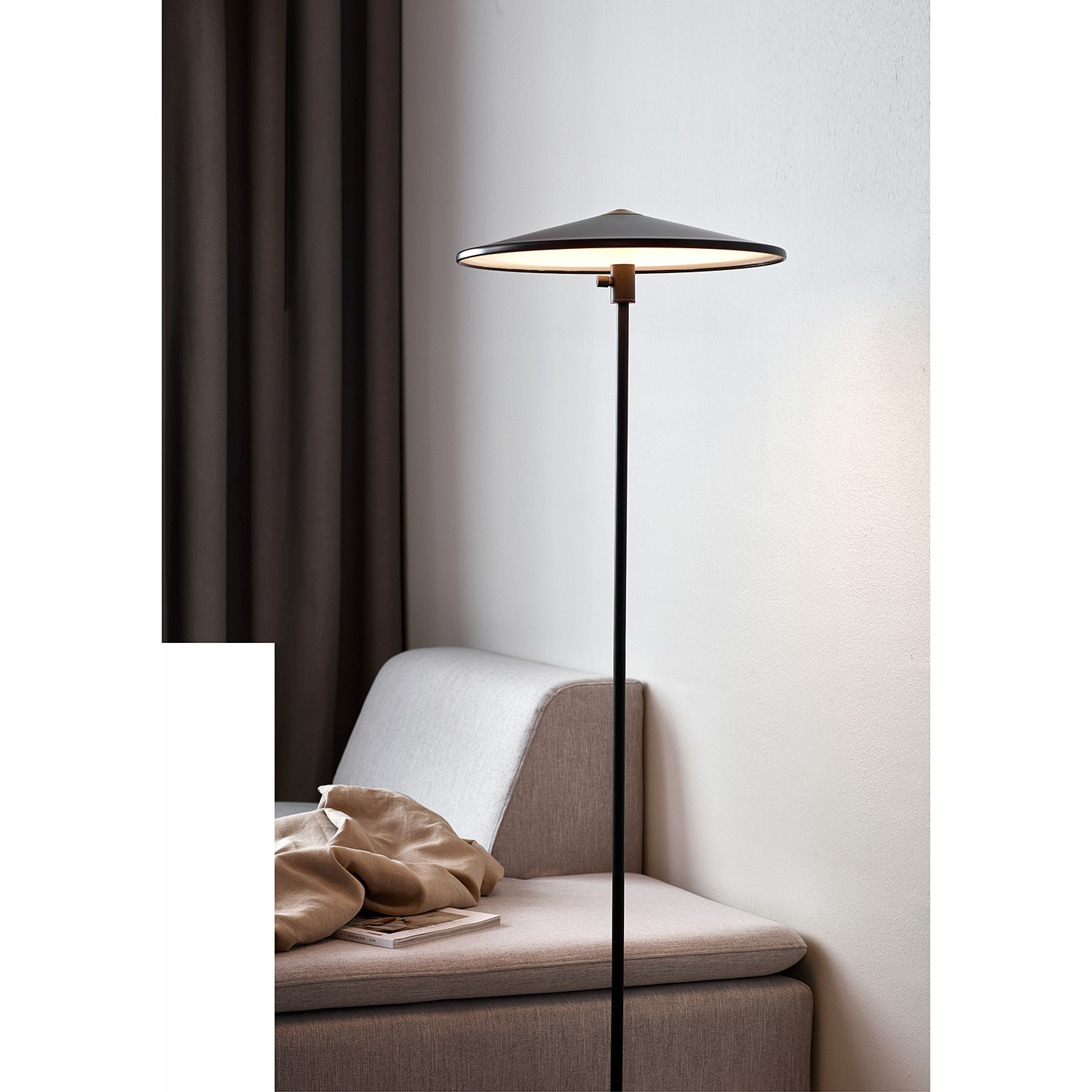 home24 LED-Stehleuchte Balance