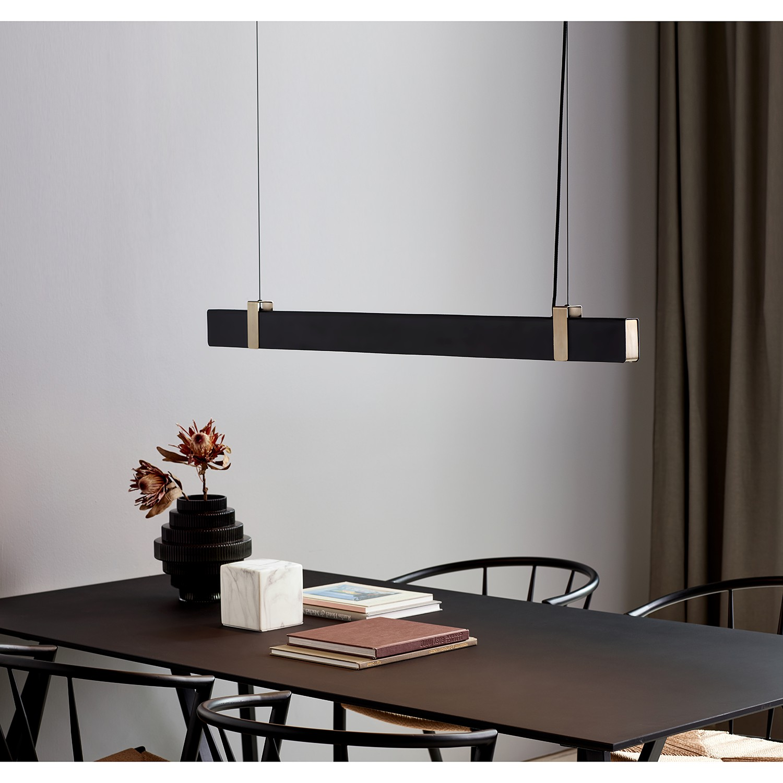 home24 LED-Pendelleuchte Lilt
